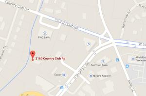 winston-salem map home care